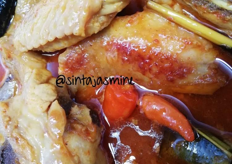 Kare Ayam sederhana