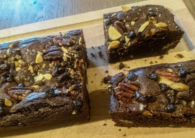 Brownie intense 🍫