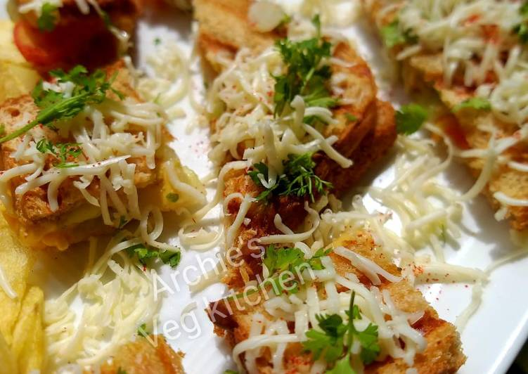 Recipe: Perfect Bombay sandwich
