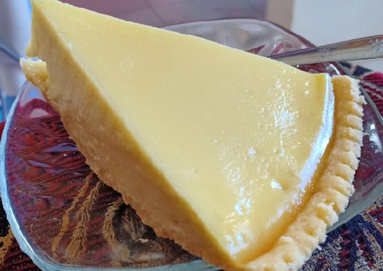 Resep Kue lontar atau pie susu khas papua Paling Joss