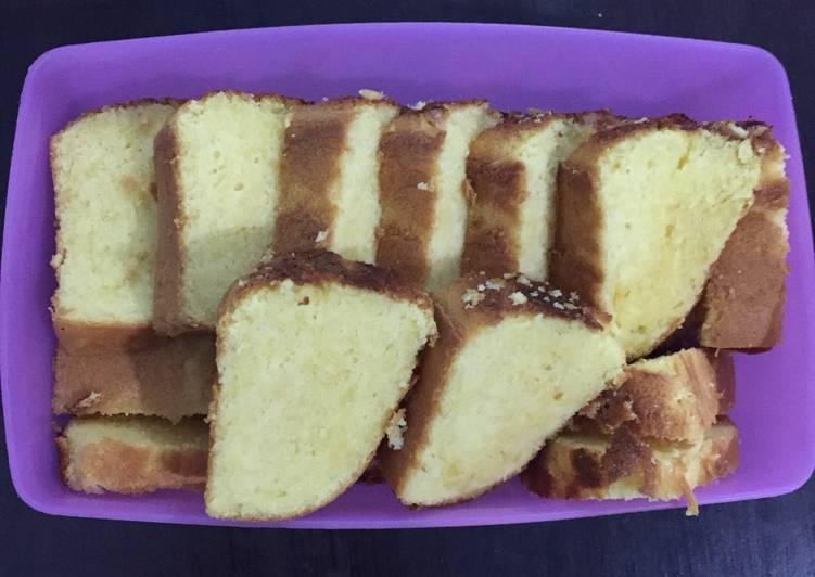 Bagaimana Mempersiapkan Resep Sempurna Dari Bolu keju (butter cheese cake)