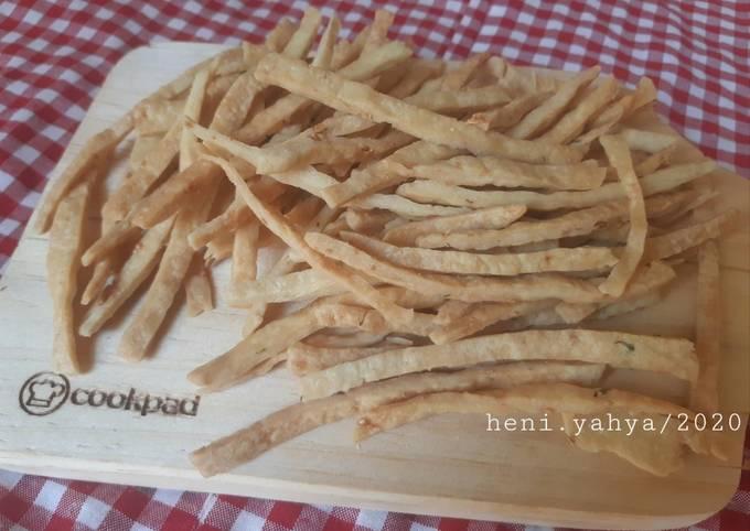 Stick bawang renyah