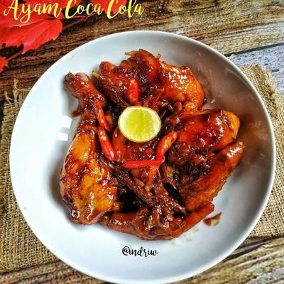 Resep Ayam Coca Cola Oleh Indri Wahyuningsih Windriayu Cookpad
