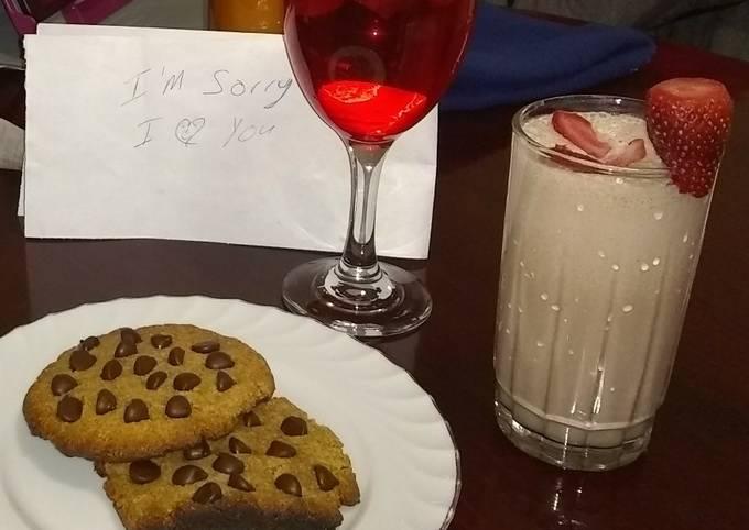 "Easiest Way to Prepare Yummy ""I'm Sorry baby"" keto desert treat"