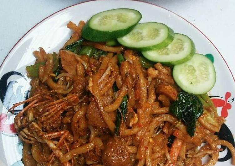 Mi goreng Mamak (Malaysia)