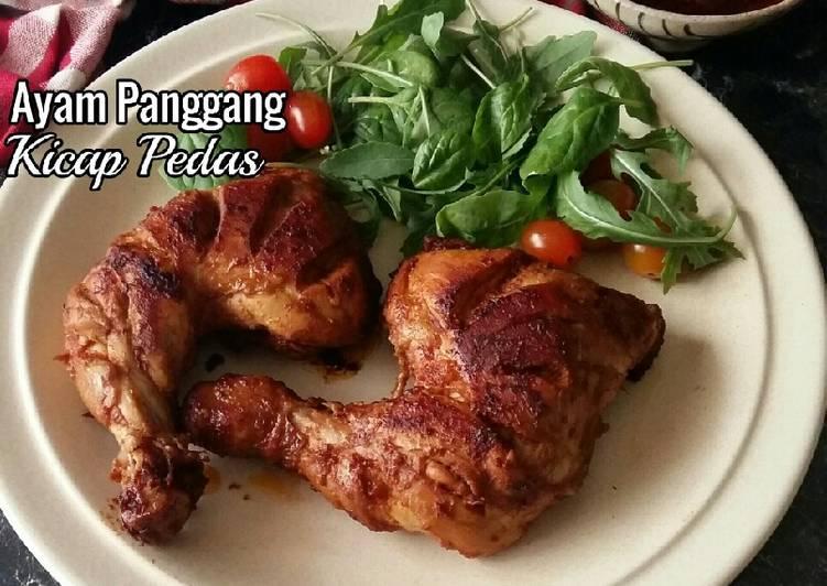 Ayam Panggang Kicap Pedas - velavinkabakery.com