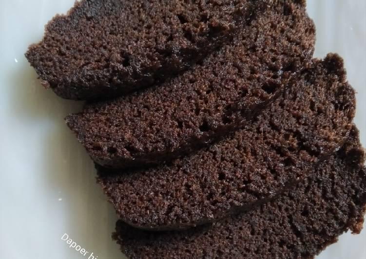Bagaimana Membuat Brownies kukus yang Sempurna