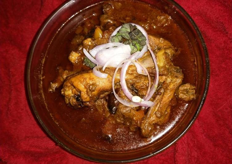 Desi Chicken masala