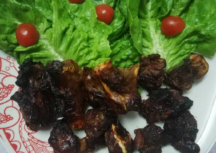 Kambing Grill Airfryer - resepipouler.com