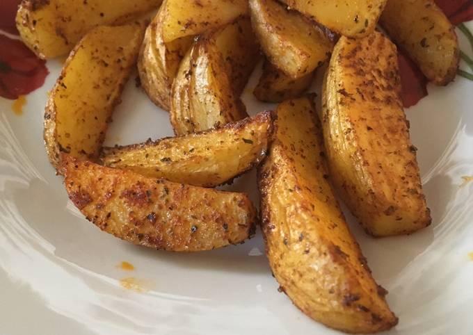 Baked potatoes (pečené zemiaky)