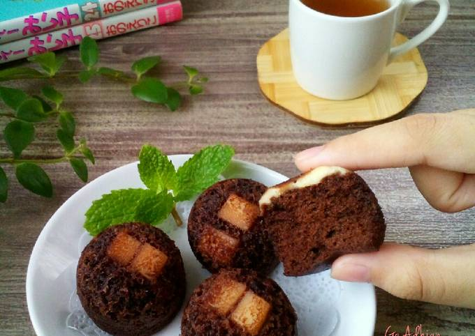 Brownies Kukus Mini