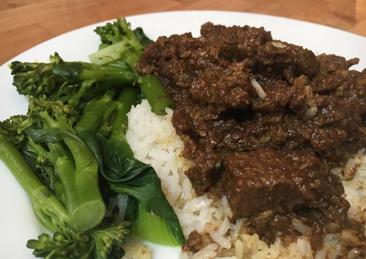 Recipe: Tasty Beef Rendang
