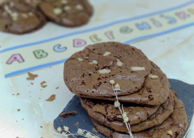 12.7~ Brownies Cookies *gluten-free