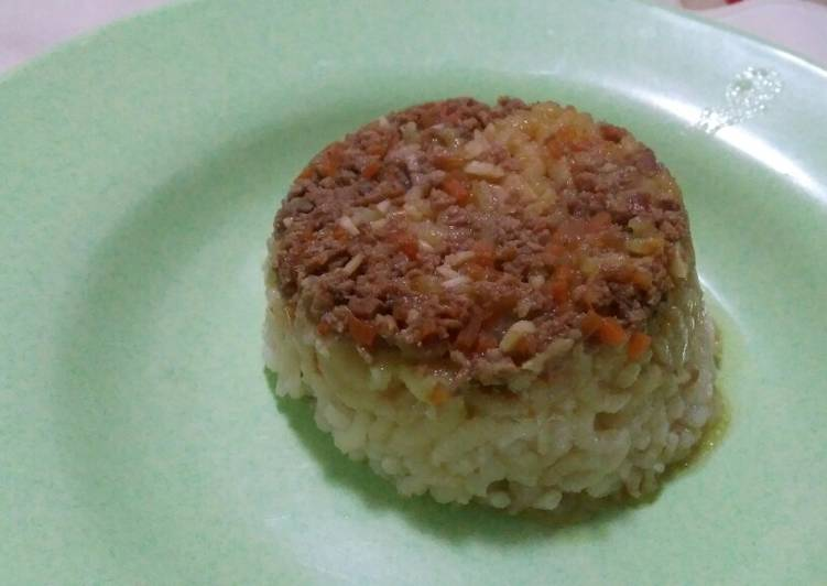 Resep Nasi Tim Balita Paling dicari