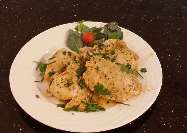 Recipe of Quick Herb Roasted Boneless Skinless Chicken Thighs