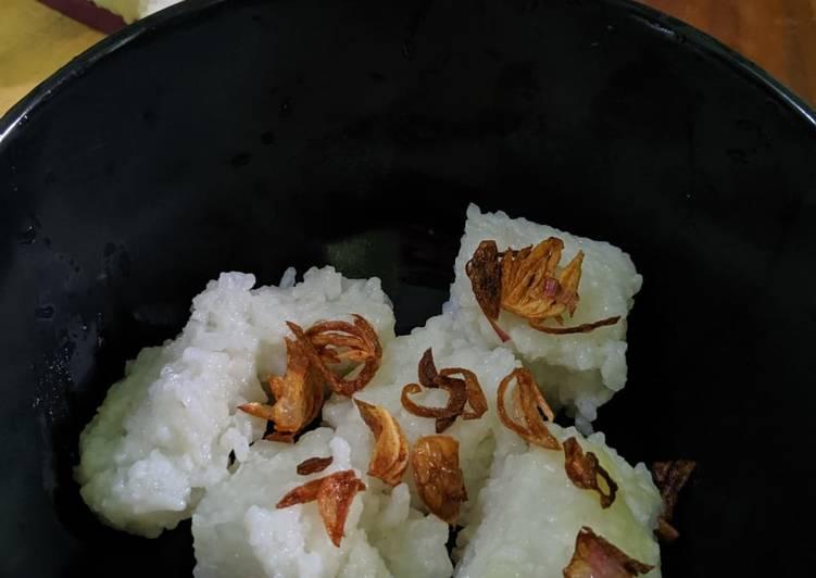 Lontong Ricecooker