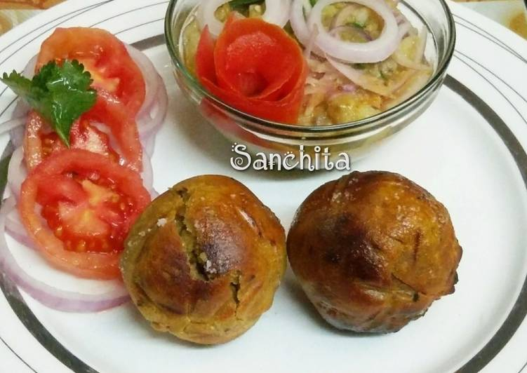10 Minute Dinner Easy Award Winning Litti Chokha