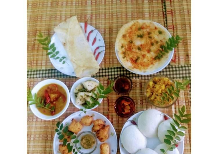 Recipe of Speedy Kerala platter