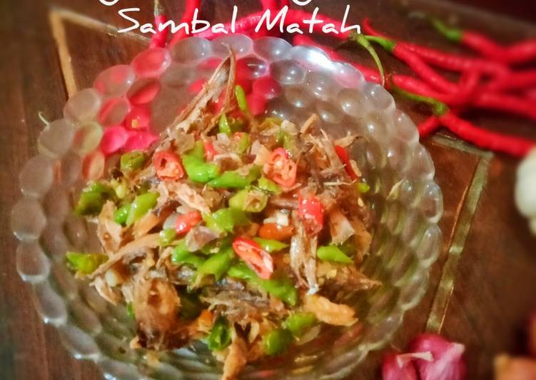 Tongkol Pindang Suwir Sambal Matah - cookandrecipe.com