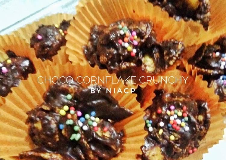 13. Choco Cornflake Crunchy