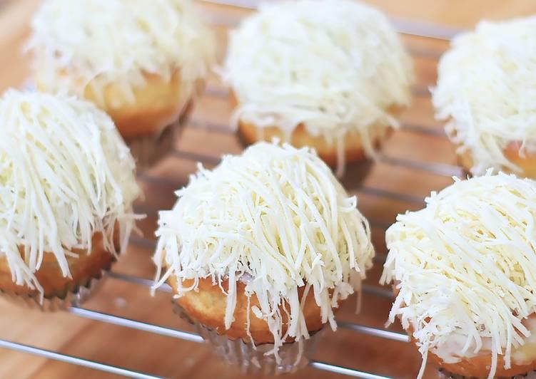 Roti Jabrig Isi Keju Dan Cokelat: Lembut Dan Anti Kempes