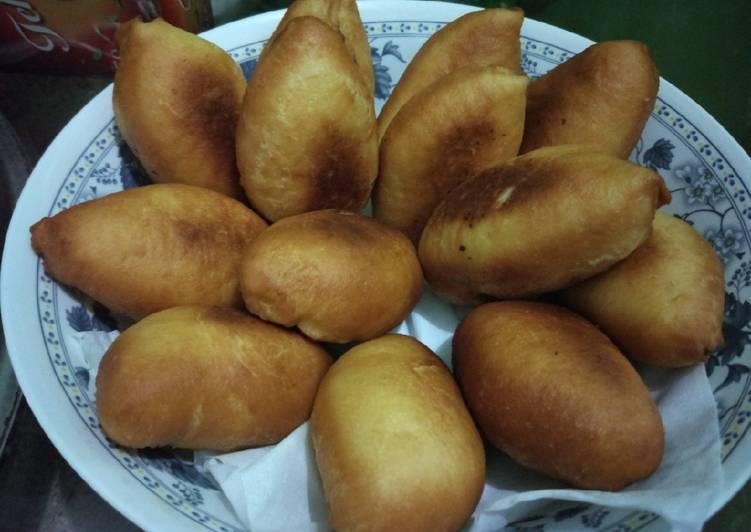 105. Roti Goreng Piscok