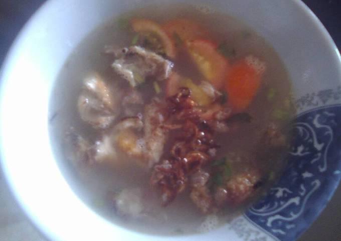 Soto Sadang Ayam