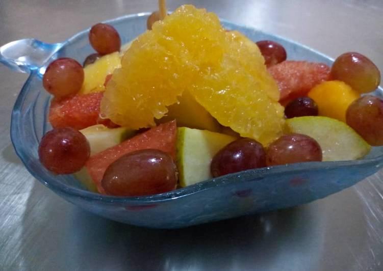 How to Make Award-winning Fruit salad