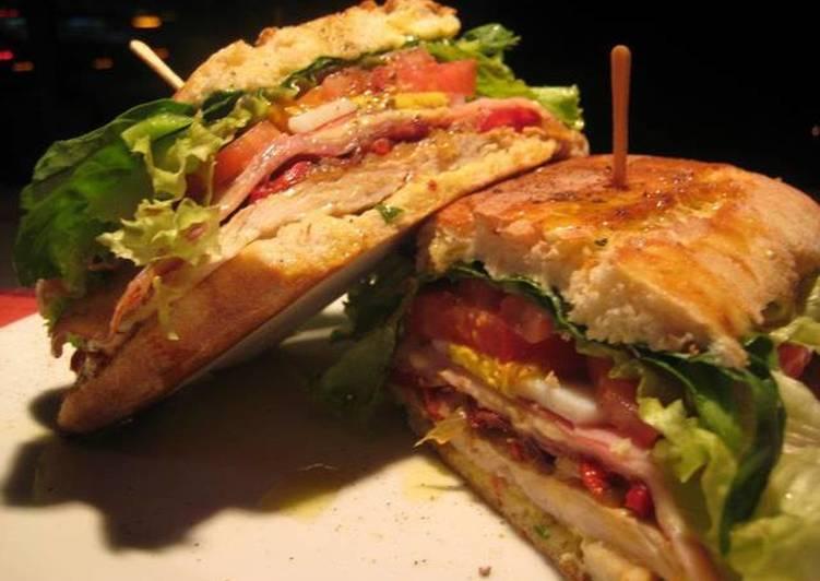 Recettes 🇺🇾️Chivito Vizio – Sandwich Uruguayen