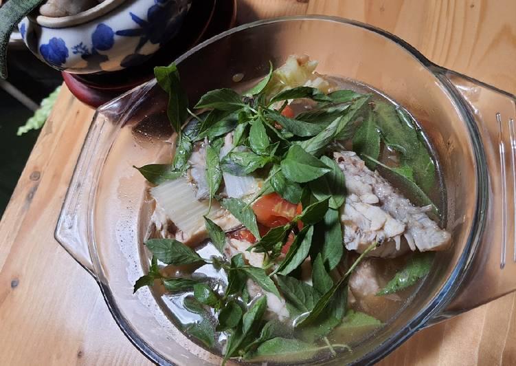Sup Ikan ala Batam