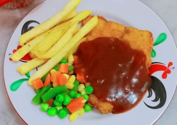 Resep Steak Ikan Dori Ala Ala Super Resep Masakanku