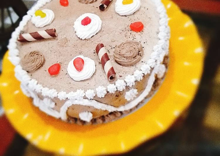 Easiest Way to Prepare Perfect Chocolate cake