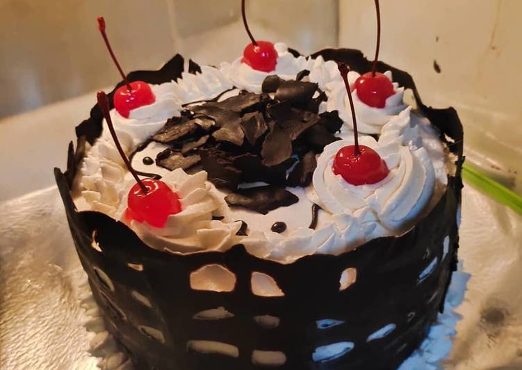 Black Forest/Kue Ulang Tahun - cookandrecipe.com