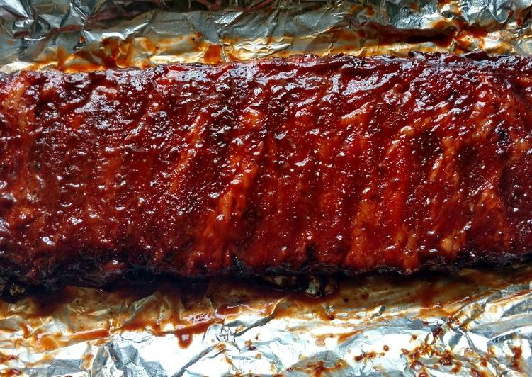 Recipe of Favorite St. Louis Style Ribs🎉🎉🎉