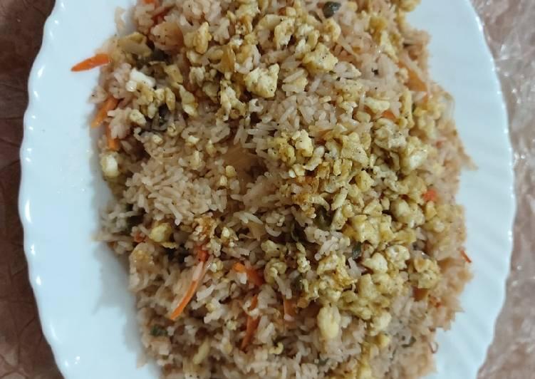 How to Make Award-winning Egg fried rice