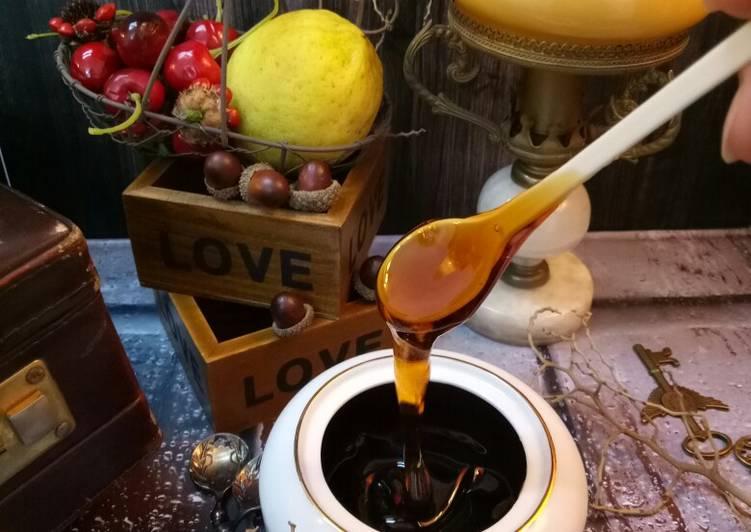 Golden syrup untuk mooncake