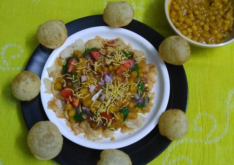 25 Minute Simple Way to Prepare Blends Mutter masala puri