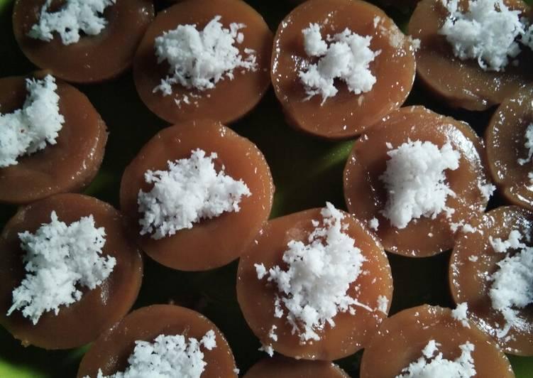 Resep Kue Lumpang Gula Merah Oleh Halima Ituch Lia Cookpad