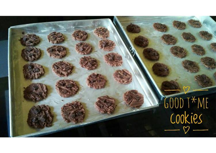 DCC cookies (Good Time)