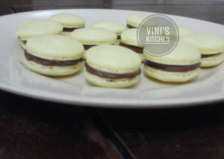 French Macaron (small batch)