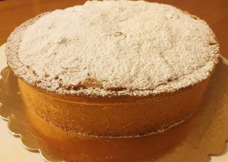Torta paradiso..ricetta del grande maestro Massari