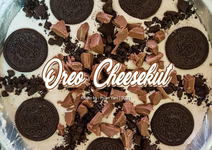 Oreo Cheesekut