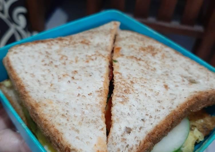 Resep Sanwich Sehat Paling Joss