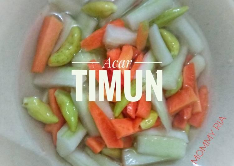 Acar Timun