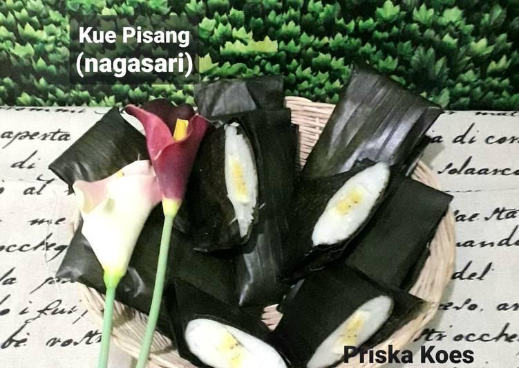 Kue Pisang (nagasari)