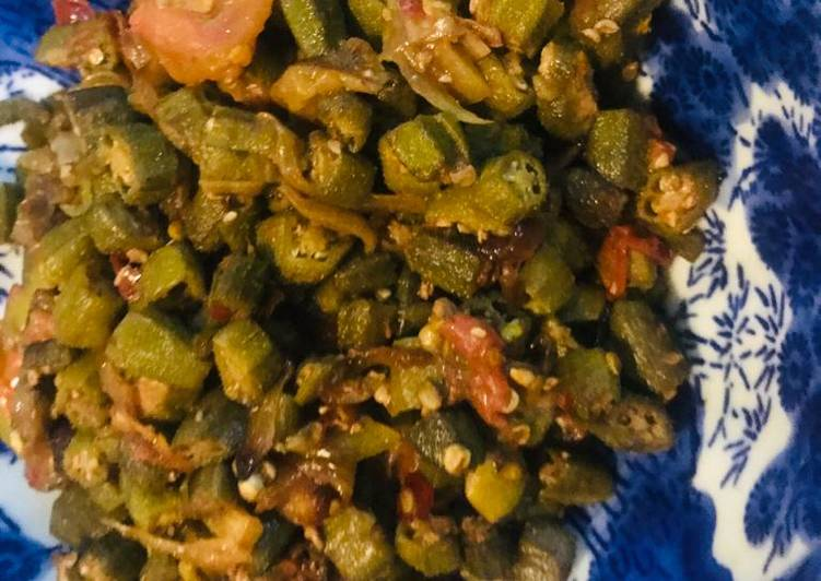 Selecting The Best Foods Will Help You Stay Fit And Also Healthy Bhindi Masala