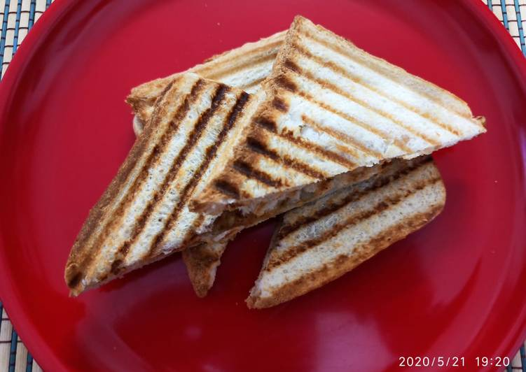 Potato Grill Sandwich