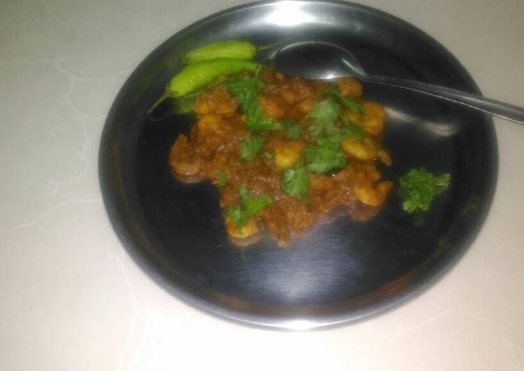 Nadan kerala style prawns roast, Foods That Are Good For Your Heart