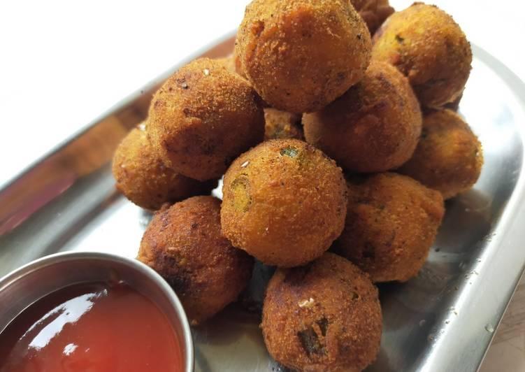 Vegetable Potato Nuggets (No onion - no garlic)