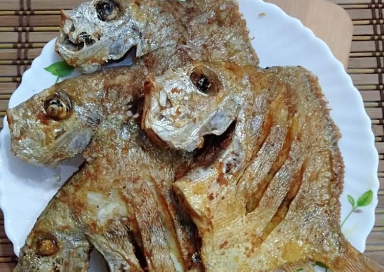 Ikan Goreng Kunyit